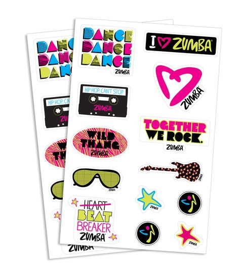 Zumba Tattoo Ideas: 177 Best The Zumbawear Closet Images On Pinterest