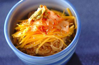 spicy somen noodle
