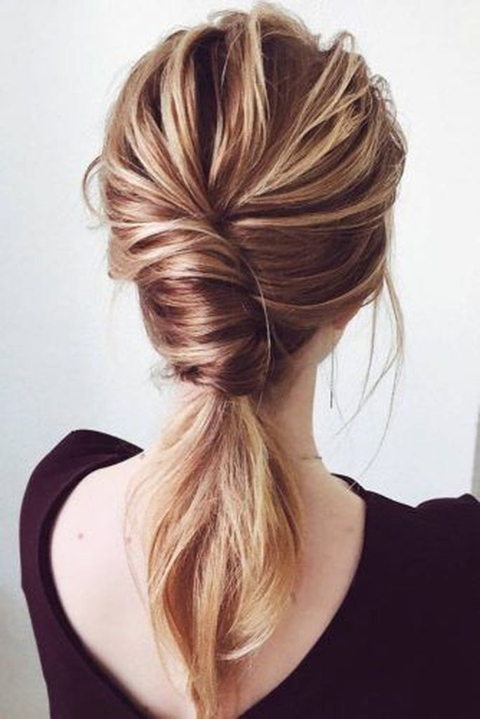 21 Easy Hairdo for Your Fall Hairstyle