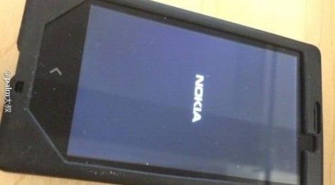Nokia's Android phone Normandy prototype leaks in a live photo