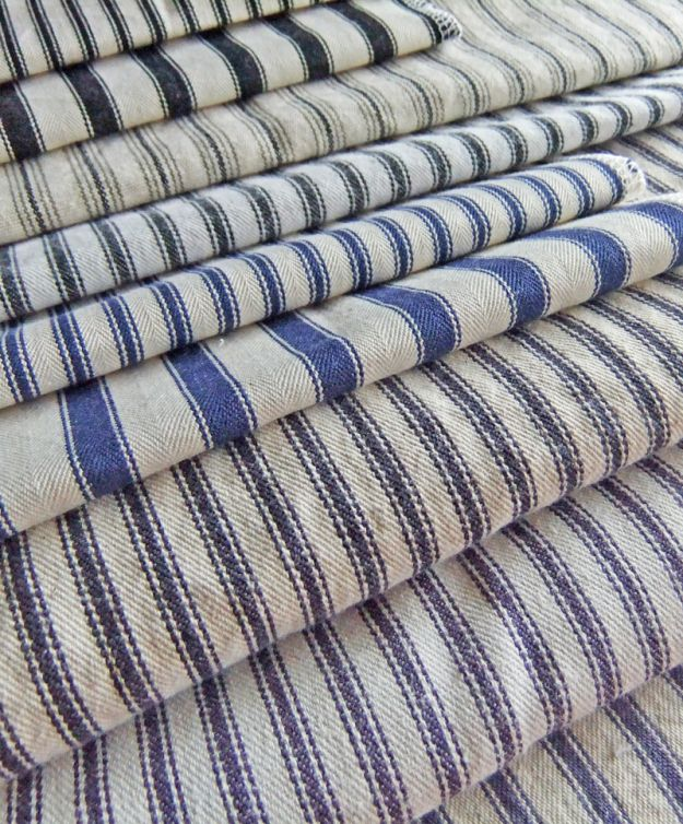 Ticking Stripe Fabric Reviews Best Slipcover Fabrics Pinterest Striped And