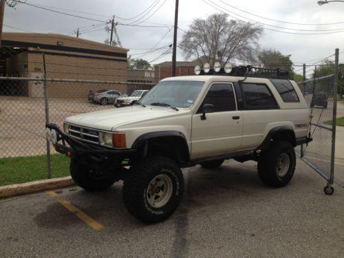 Sell used 1985 Toyota 4Runner,