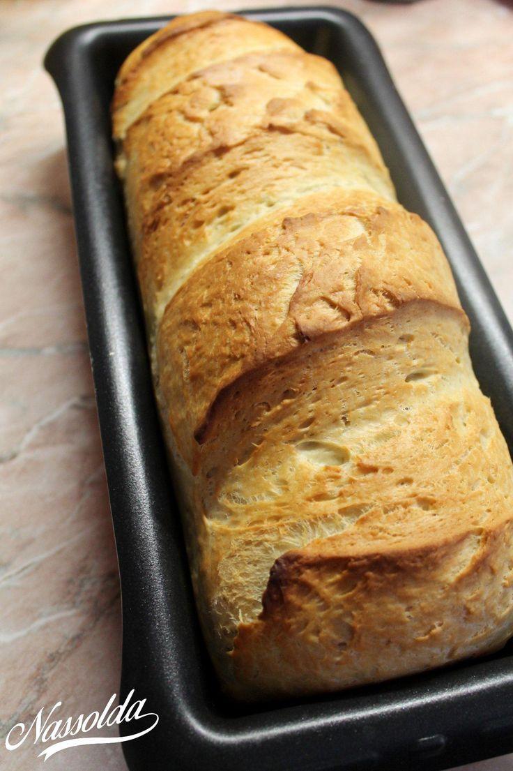 Süss kenyeret egyszerűen! | Nassolda