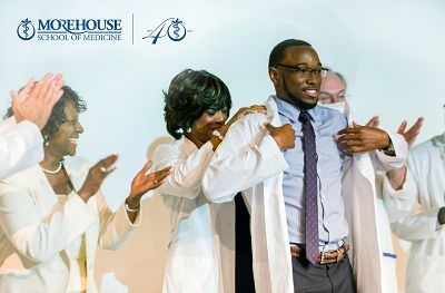 31st Fall Convocation, White Coat & Pinning Ceremony - Morehouse School of Medicine Events Calendar
