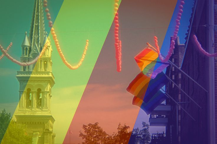 Montreal Pride Within Its Flag | The Village Explained