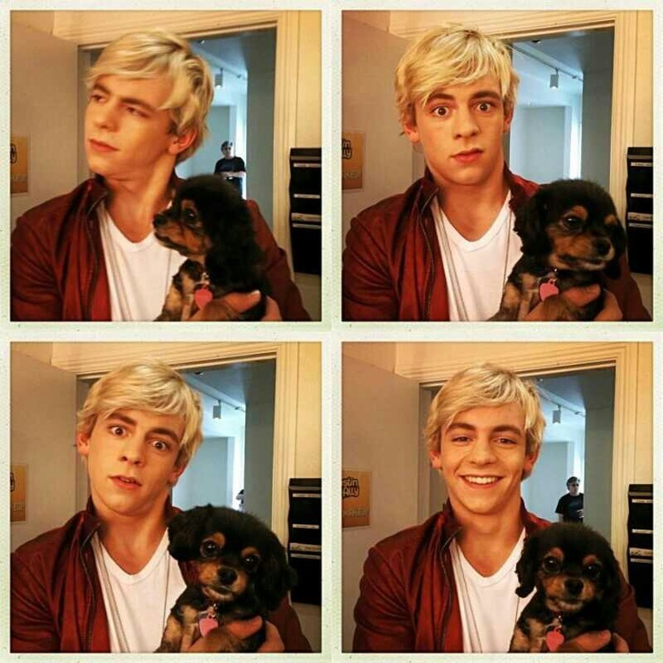 Who is more funny for you, Ross, or Pixie??? XD