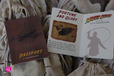 Indiana Jones Theme: Part Three | Love Paper Paint