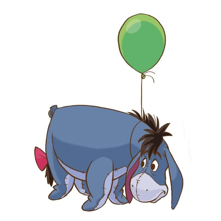 14 best Eeyore images on Pinterest  Eeyore Pooh bear and Disney