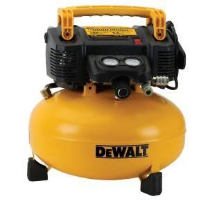 DEWALT 6 Gal. Electric Air Compressor-DWFP55126 - The Home Depot
