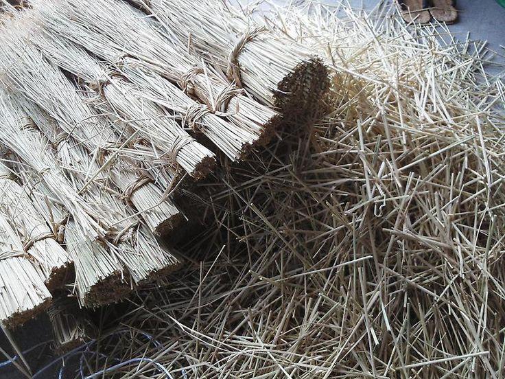 露地草履の鼻緒に使う材料の準備 の画像|雪駄(畳表草履)製造・露地草履製造 雪駄・草履のブログ