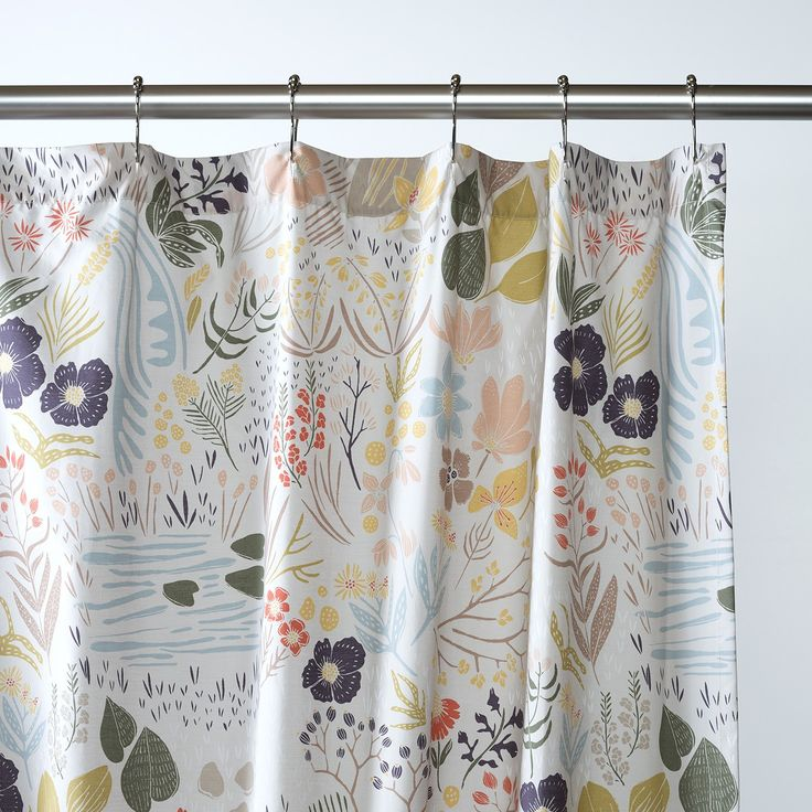 25 Best Ideas About Long Shower Curtains On Pinterest Extra Long Shower Curtain Bathroom