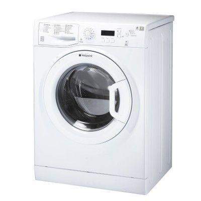 Hotpoint WMEUF944P Washing Machine In White | Atlantic Electrics #hotpoint #washingmachine #appliaces #electronic #electrical