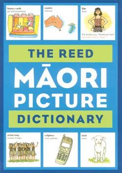 This Maori Picture Dictionary contains illustrations for over 1300 of the most common words used including numbers, days of the week and months of the year. The perfect introduction to the Maori language.