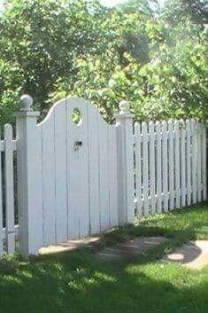 Garden Gates On Gardens Aluminum Cottage Fences