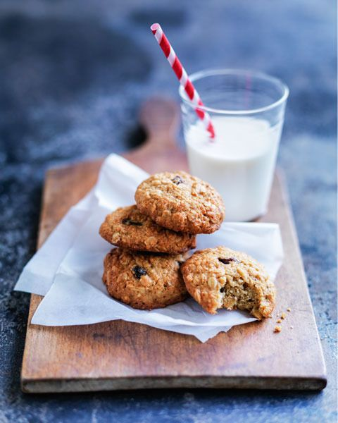 Oat and raisin biscuits from Louise Fulton Keats - Practical Parenting Magazine - Yahoo!7 Lifestyle