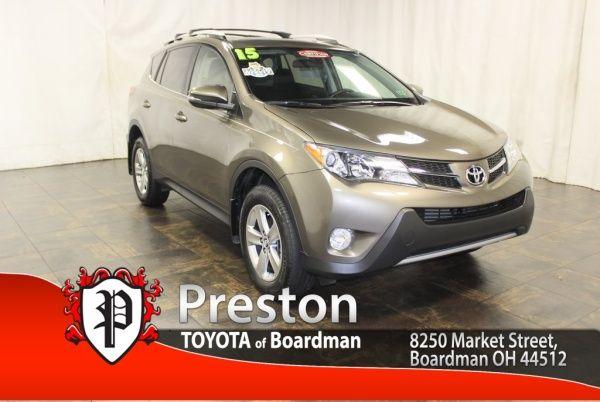 Used 2015 Toyota RAV4 for Sale in Boardman, OH – TrueCar