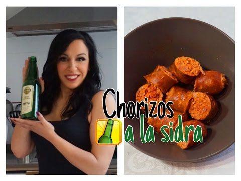Chorizos a la sidra - YouTube