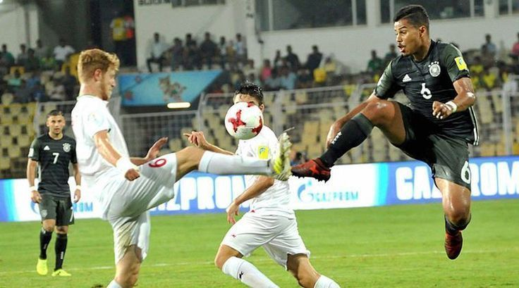 FIFA U-17 World Cup: Iran stun Germany 4-0 enter knock-out round............