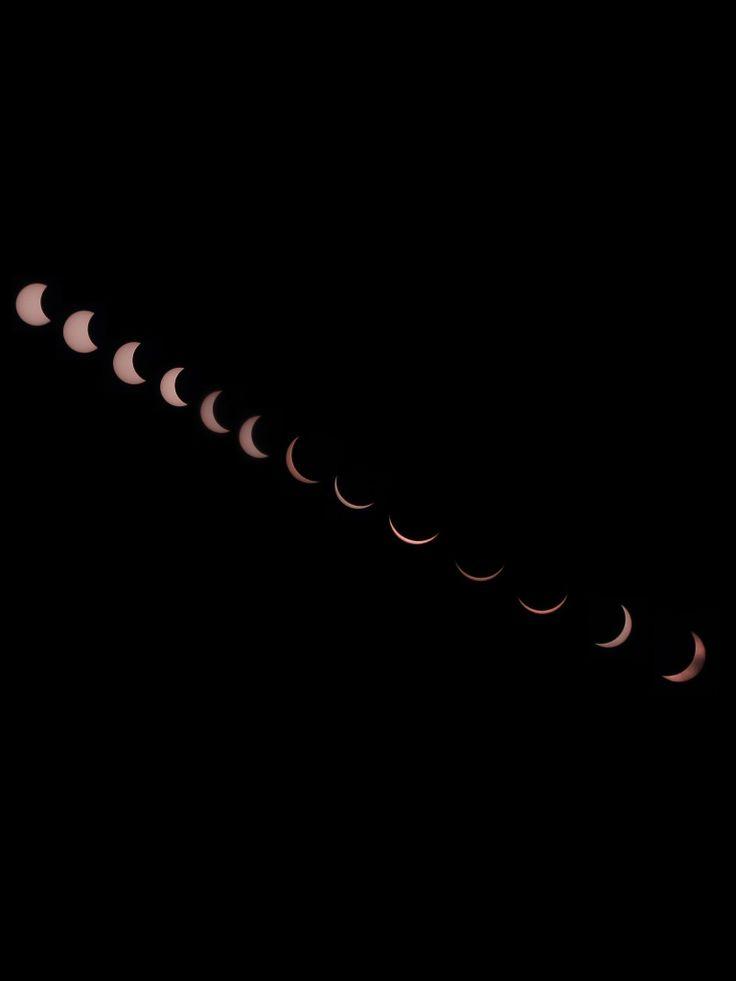 Solformørkelse Trondheim 20 Mars 2015