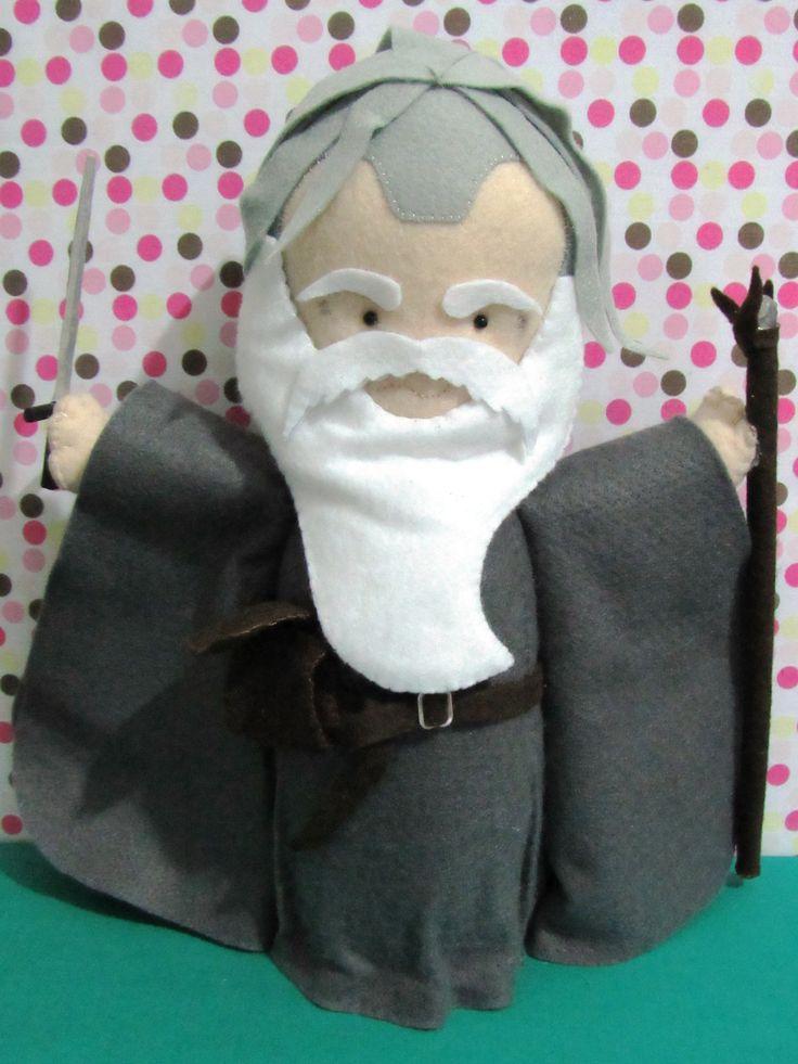 Gandalf em Feltro