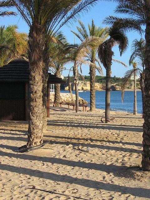 Praia da Rocha, Portimão, Algarve, Southern Portugal ✯ ωнιмѕу ѕαη∂у
