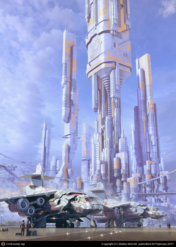 19 Futuristic Concept Designs of the Week – Jan 3rd to Jan 9th, 2013
