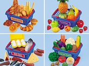 #LakeshoreDreamClassroom Let's Go Shopping Food Baskets