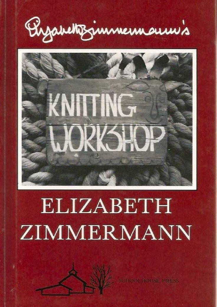 ISSUU - Elizabeth Zimmermann - Knitting workshop by Orsa Minore