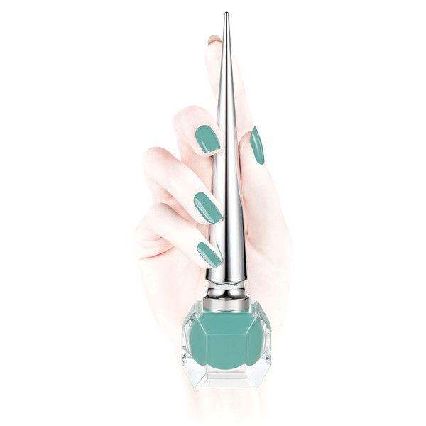 batignolles (75 325 LBP) ❤ liked on Polyvore featuring beauty products, nail care, nail polish, nail, metallic silver nail polish and nail lacquer