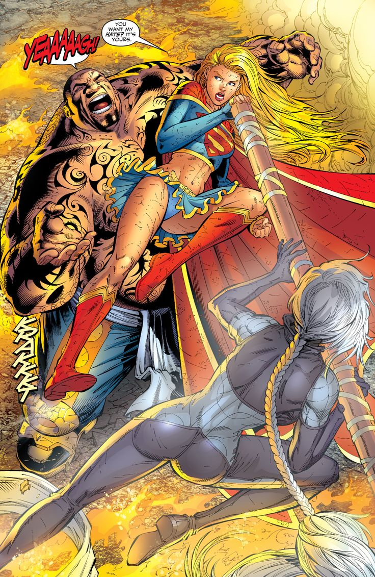 Supergirl (2005) Issue #13 - Read Supergirl (2005) Issue #13 comic online in high quality