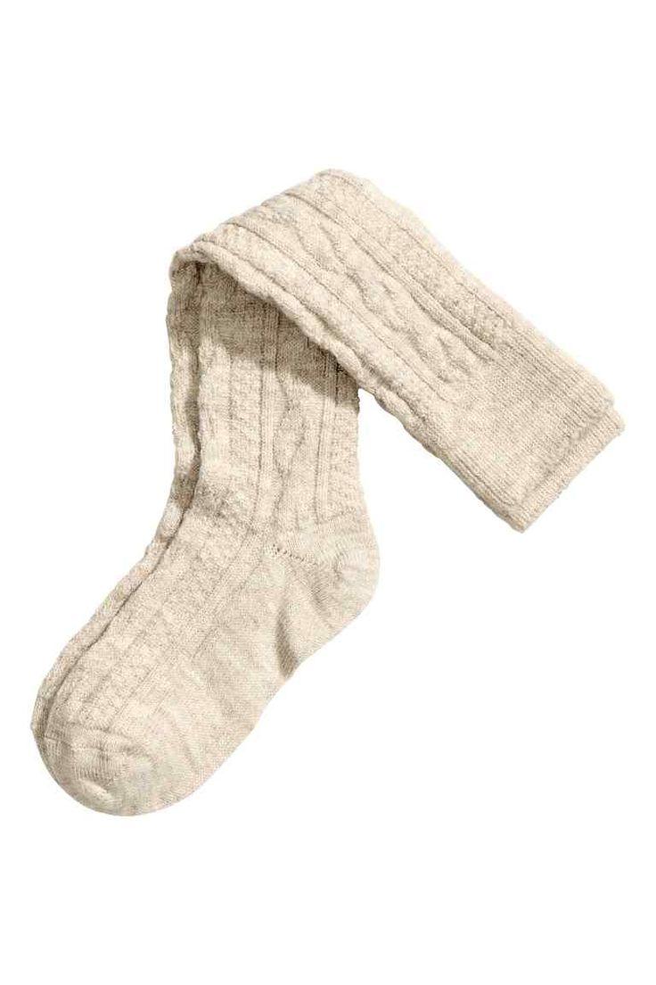 Calcetines hasta la rodilla | H&M