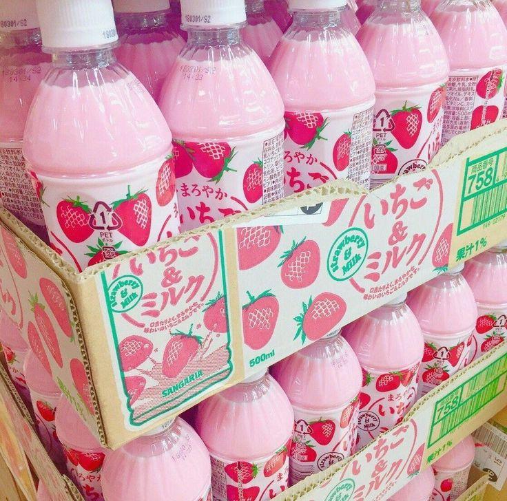 Aesthetic Pink Wallpaper Strawberry aesthetic