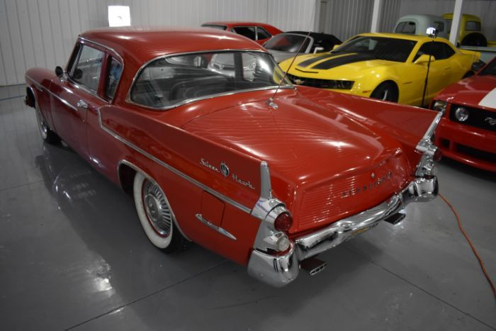 1959 Studebaker Silver Hawk For Sale Allcollectorcars Com In 2020 Studebaker Sale Hawk Photos