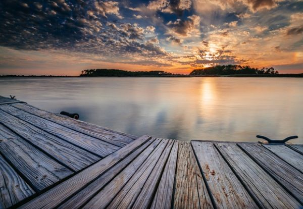 How to do Dreamy Landscape Photography with a Neutral Density Filter. A Post By: John Barbiaux. Photo caption: 16mm lens, ISO 100, f/13, 2 second exposure. http://digital-photography-school.com/dreamy-landscape-photography-neutral-density-filter/