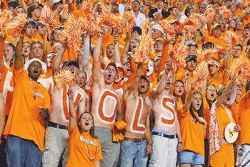 Tennessee Football: 10 Ways You Know You're a Vol Fan