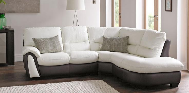 Knoll black leather sofa florence