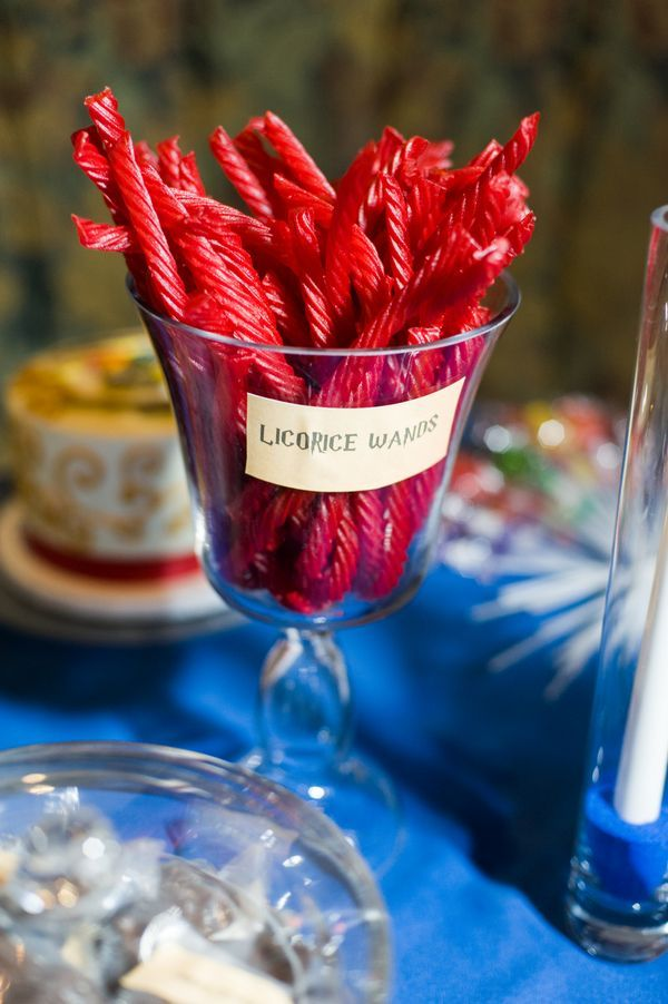 You must behold this Harry Potter wedding, complete with exploding Goblet of Fire