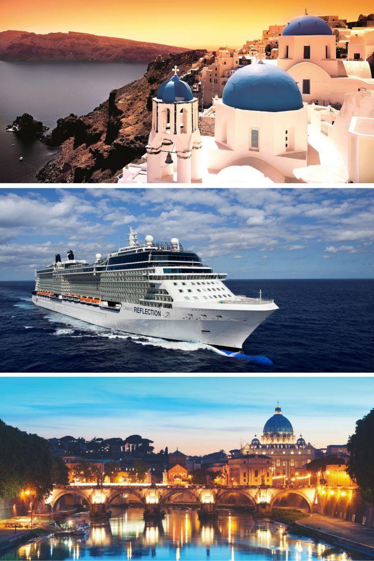 Set sail on Celebrity Reflection, Celebrity Cruises Top Ship 11 nights Greece…