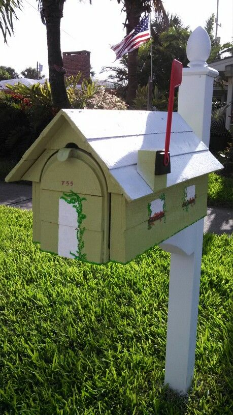 42 Best Images About Mailboxes On Pinterest American