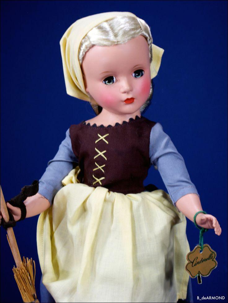 """Margaret 14"""" Cinderella_1950"""