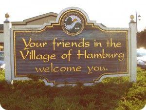 Hamburg NY Village Sign:  Memories Tablet, Buffalo Memories, Beautiful Buffalo, Buffalo Hamburg, Village Signs, Town Buffalo N I, York, Signs Hamburg,  Plaques