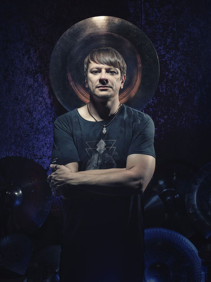 Ray Luzier, Korn drummer for Sick Drummer Magazine