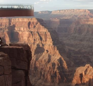Grand Canyon West Rim Bus Tour... This is for when Cody and I go to Vegas in July!!