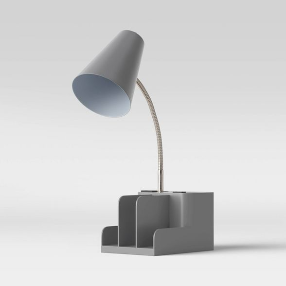 Target Organizer Desk Lamp