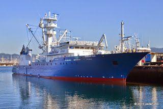Industria naval española: EUSKADI ALAI - 9733480 - BUQUE PESQUERO informació...