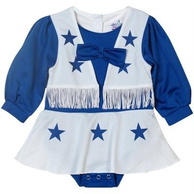 Dallas Cowboys Infant Cheer Uniform heck yes!!!! A must have for my little girl