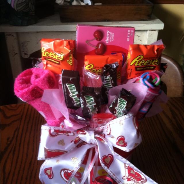 Valentine Gift Basket!