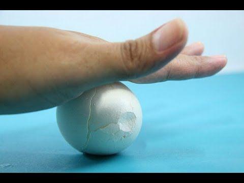 Peel an Egg like a PRO
