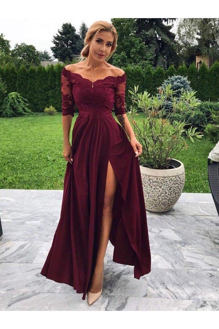 31++ Off the shoulder lace dress ideas info