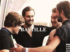 bastille interview about pompeii
